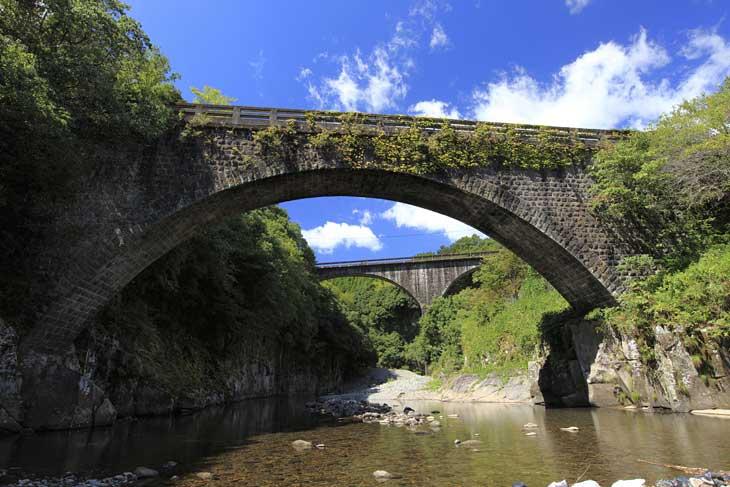 轟橋と出會橋