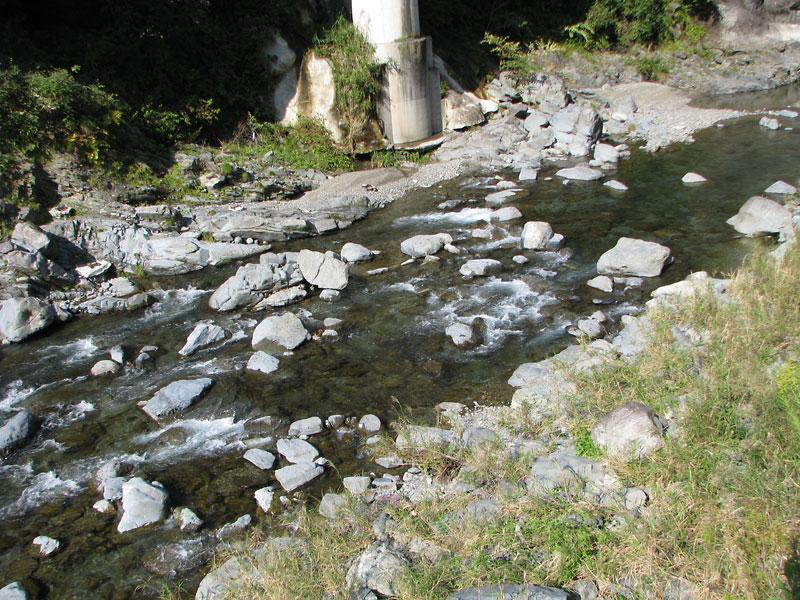 耳川水系支流