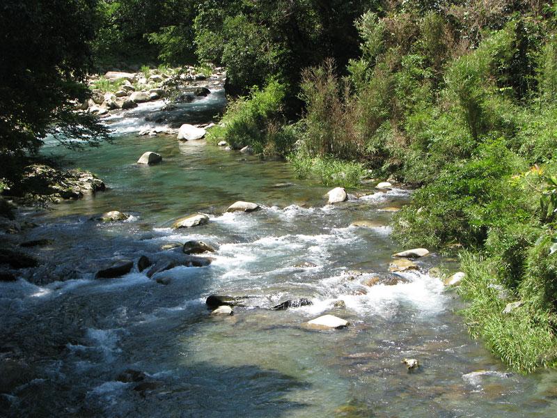 五ヶ瀬川水系の支流