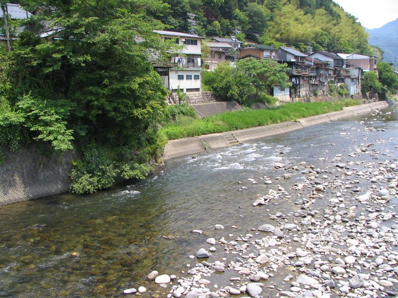 長良川水系支流