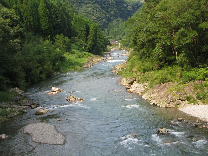 平瀬 五ヶ瀬川水系