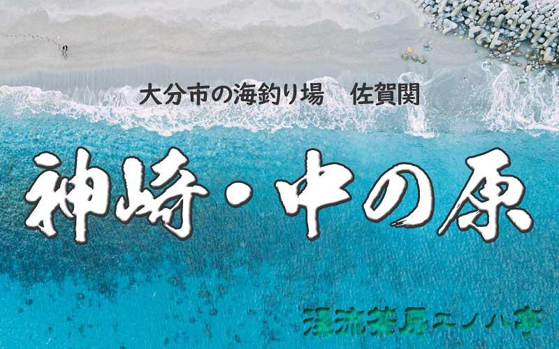 神崎から中の原の海釣り場